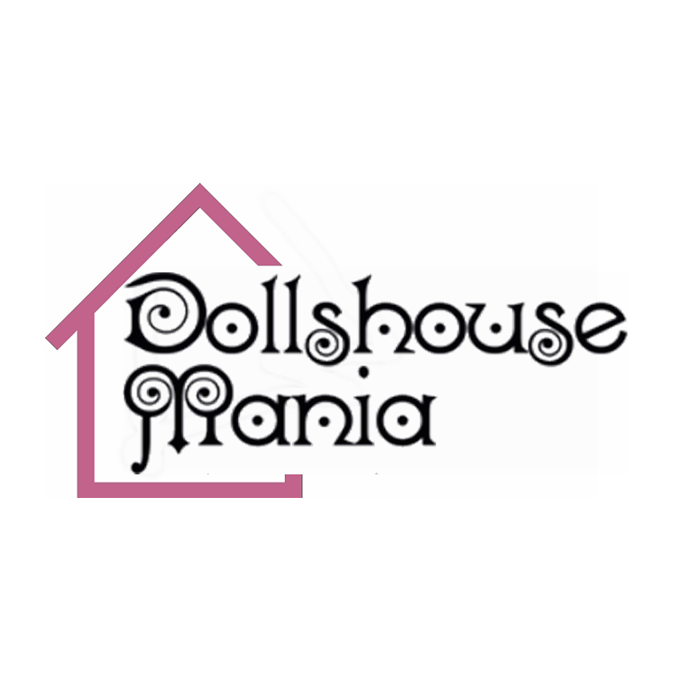 Blue piecrust pots, pack of 3
