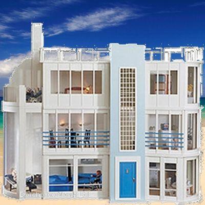 Malibu Beach House Kit.