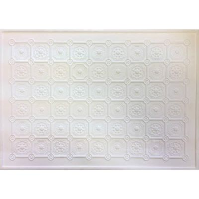 Luxury Embossed Ceiling Paper (ONLY 1 LEFT)