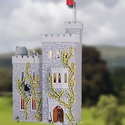 Cumberland Castle Kit Two Boxes. .Includes UK delivery.