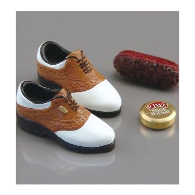 Golf Shoes Brush & Polish