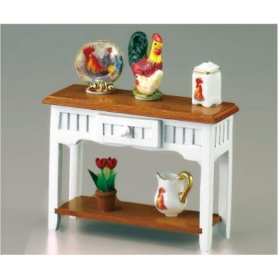 White Sideboard (Cock)