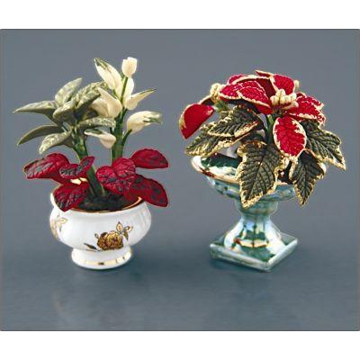 2 Flowerpots