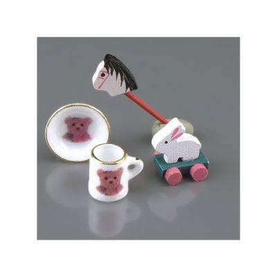 Toys Bear Mug/Plate