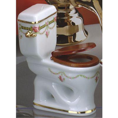 Toilet. Victorian Rose