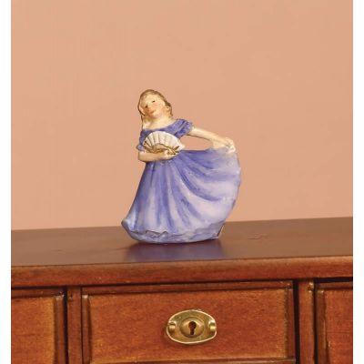 Ornamental Lady in Blue (PR)