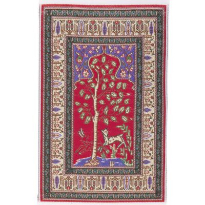 Red Quince Rug