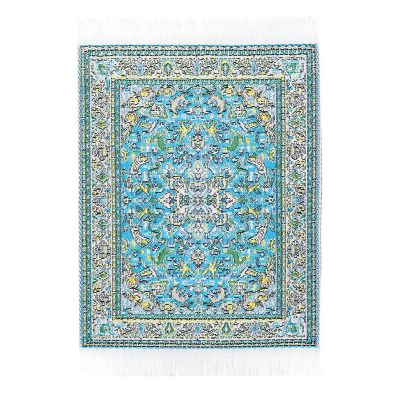 Small Blue Antonio Rug