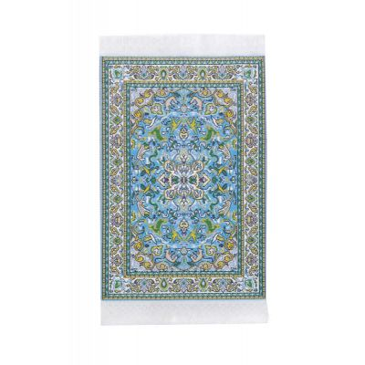 Medium Blue Antonio Rug