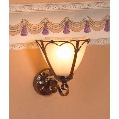 'Art Nouveau' Wall Light