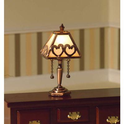 'Art Nouveau' Lamp