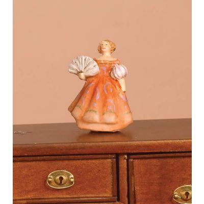 Ornamental Lady in Orange