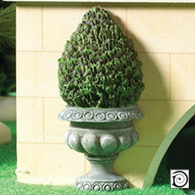 Flat-backed Topiary Bush (PR)