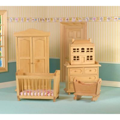 Natural Nursery Set, 5 Pcs (L)