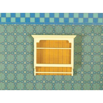 Shaker-style Wall Shelves
