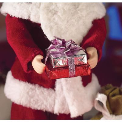 Two Presents with Pink Bow