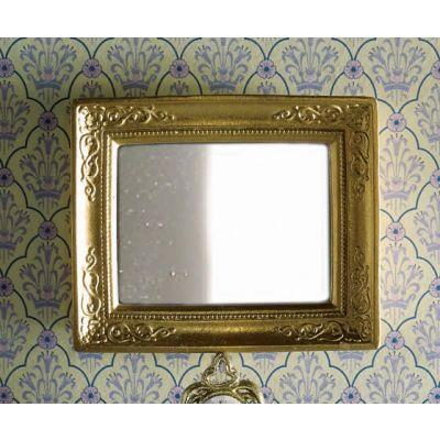 'Gold' Mirror