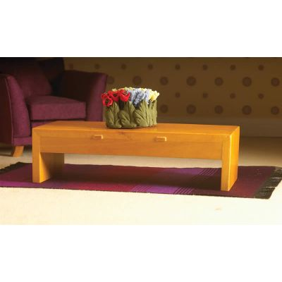 Modern Low Table/Shelf (L)
