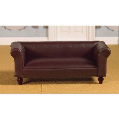 Classic 'Leather' Sofa