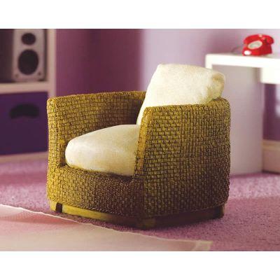 'Rattan' Armchair (PR)