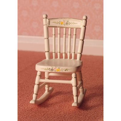 Hand-painted Nursery Chair