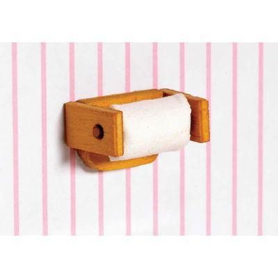 Toilet Roll & Holder