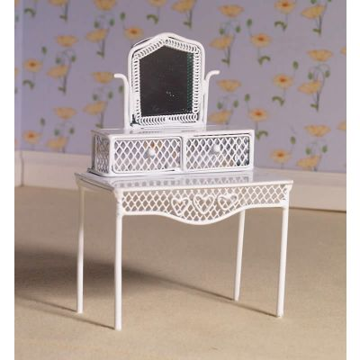 Pretty Hearts Dressing Table