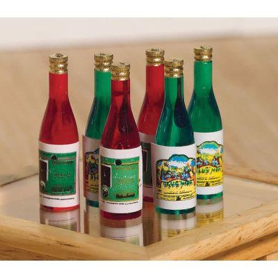 Bottles of Fine Wine, 6 pcs