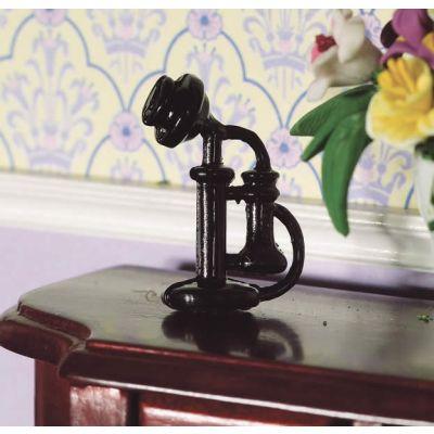 Black Stick Telephone