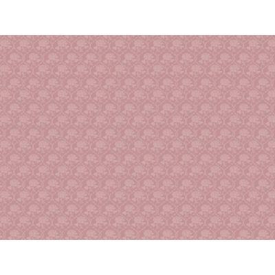 Pink Rose Pattern Wallpaper