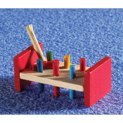 Pegs In Hole Game