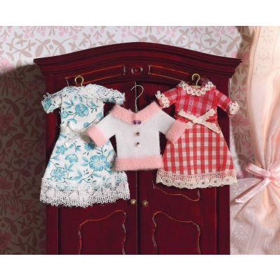 Girls' Clothes, 4 pcs