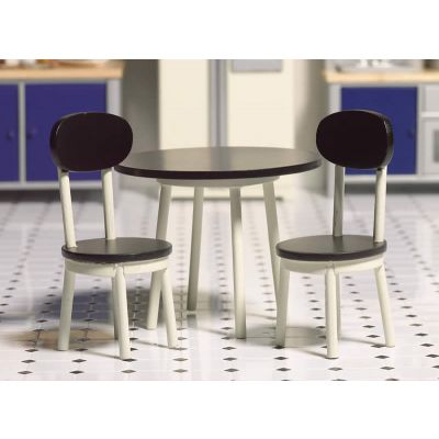 Cafe Style Table & Two Chairs
