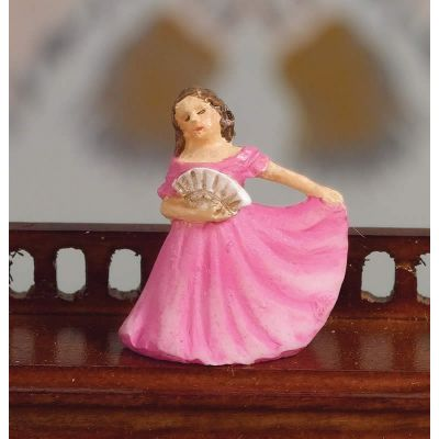 Ornamental Lady in Cerise (PR)