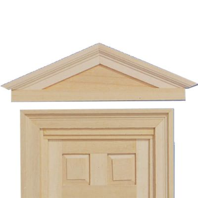 Wooden Portico
