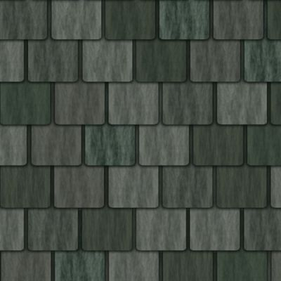 Grey Roof Tile Paper