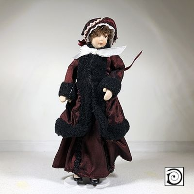 Carolin carol singer lady doll
