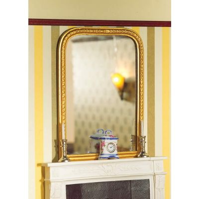 Large 'Gold' Mantel Mirror