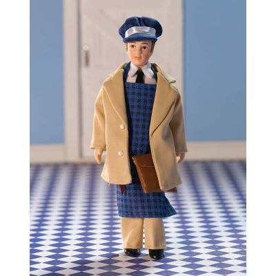 Jimmy the Delivery Man Doll