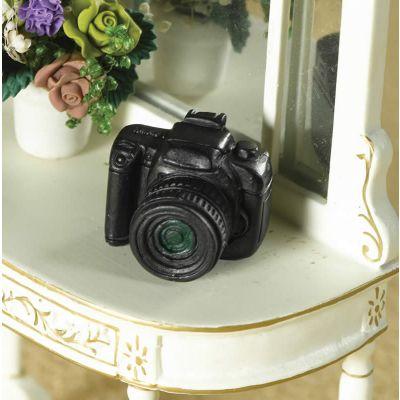 Black 'SLR' Camera (PR)