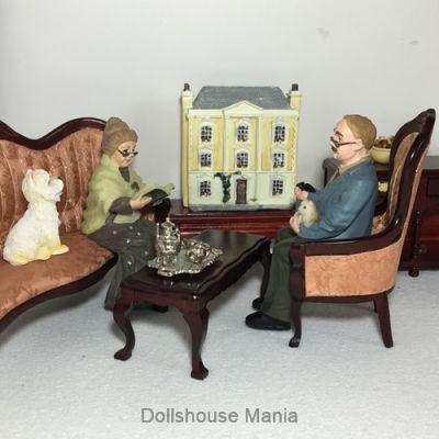 Montgomery Miniature Dolls' House (PR)