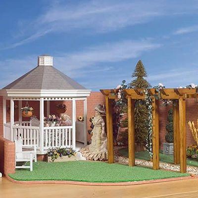 Garden and Pergola Kit.