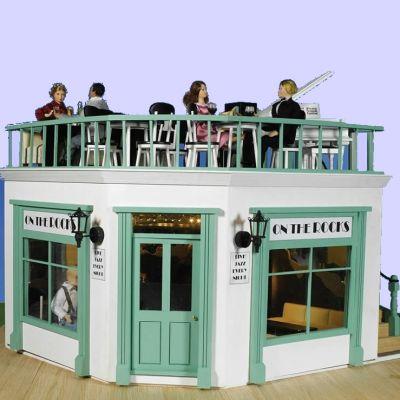 The Corner Shop Kit Part 1, Ground Floor & Terrace.