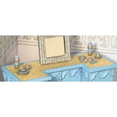 Dressing Table Set, 8 pieces ( excludes mirror)