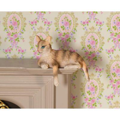 Cleo the Tabby Cat (PR)