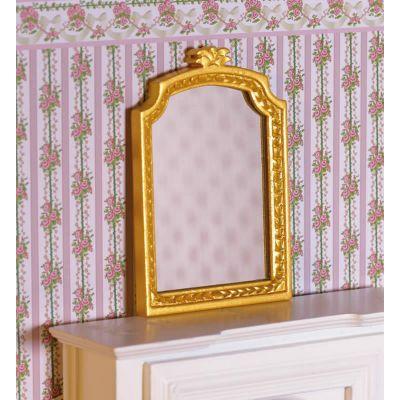 Ornate Large Mantel Mirror