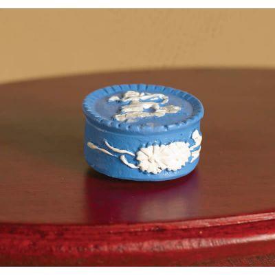 Decorative Blue Pot (PR)