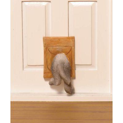 Sally the Cat in a Flap (PR)