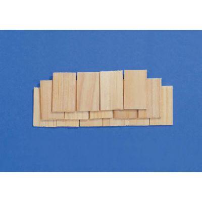 Roof Tiles, 100 pieces (1 left)
