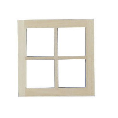 Window Frame for Dormer Window